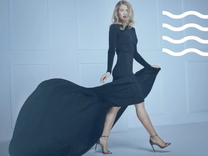 Μακρύ Φόρεμα, καθαριστήριο