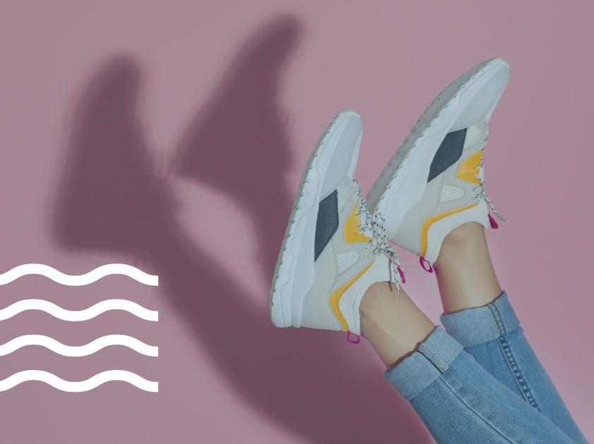 Παπούτσια, γυναίκα, αθλητικά
