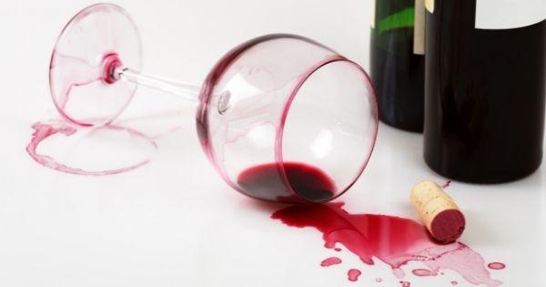 Λεκές από κρασί
