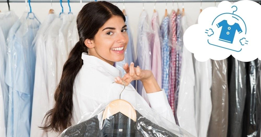 Στεγνό καθάρισμα ρούχων - Στεγνοκαθαριστήριο